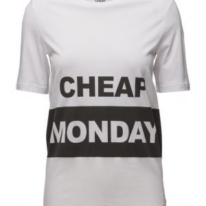 Cheap Monday Break Tee Block Logo