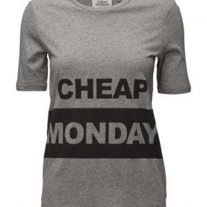 Cheap Monday Break Tee Block Logo