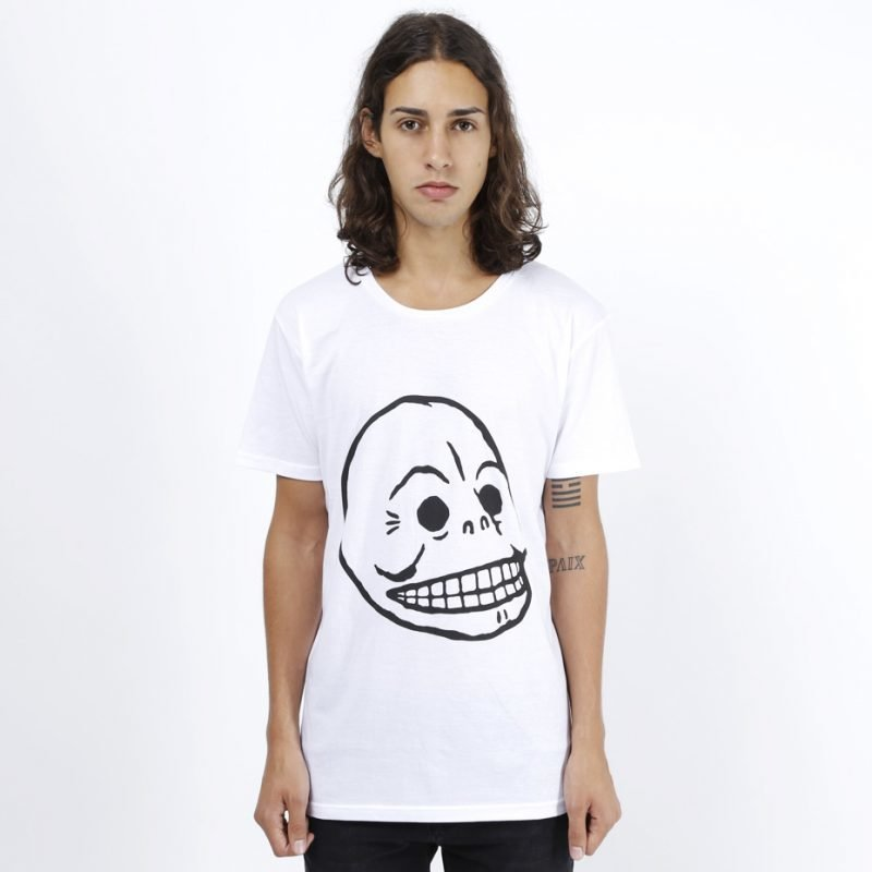 Cheap Monday Bruce Skull -t-paita