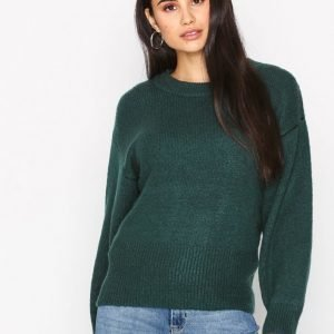 Cheap Monday Burn Knit Neulepusero Green