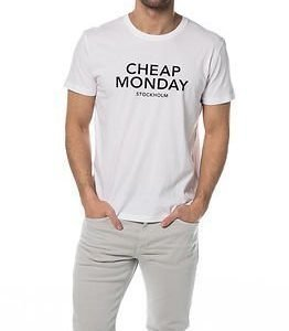 Cheap Monday CM STHLM White