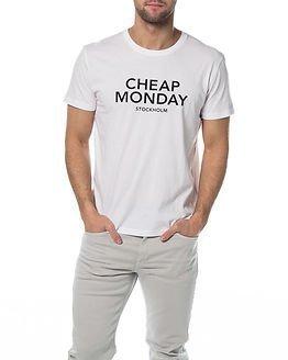Cheap Monday CM STHLM White