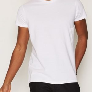 Cheap Monday Capped Tee T-paita White