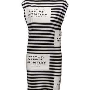 Cheap Monday Capsule Dress Box Logo lyhyt mekko