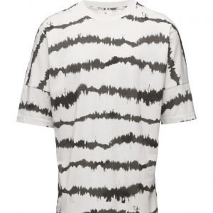 Cheap Monday Crash Tee Nuclear Stripe lyhythihainen t-paita