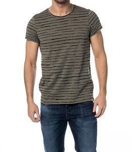 Cheap Monday Crayon Stripe Grey