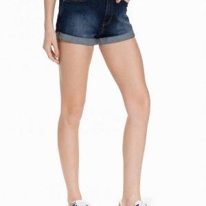 Cheap Monday Donna Shorts Shortsit Blue