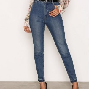 Cheap Monday Donna Slim Farkut Blue