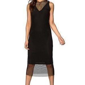 Cheap Monday Doubt Dress Musta