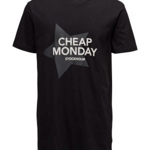 Cheap Monday Dragged Tee Cheap Star lyhythihainen t-paita