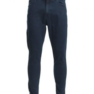 Cheap Monday Dropped Od Darkest Blue slim farkut
