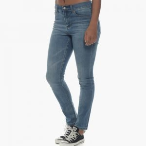 Cheap Monday Dropped Rise Above Jeans