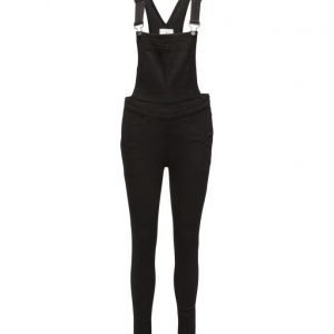 Cheap Monday Dungaree New Black haalari