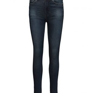 Cheap Monday High Snap Burnt Blue skinny farkut