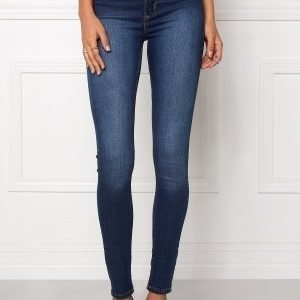 Cheap Monday High Spray Jeans Dark Blue