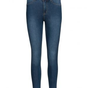 Cheap Monday High Spray Mid Blue skinny farkut