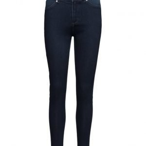 Cheap Monday High Spray Solid Blue skinny farkut