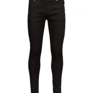 Cheap Monday Him Spray Cut Black skinny farkut