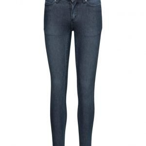 Cheap Monday Him Spray Dark Blue skinny farkut