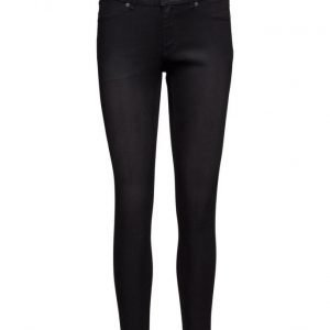 Cheap Monday Mid Spray Black Sin skinny farkut