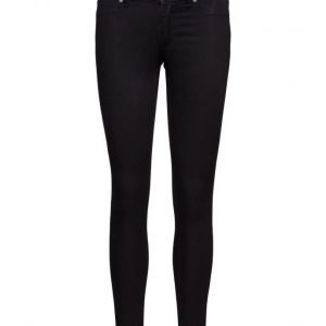 Cheap Monday Mid Spray Black skinny farkut