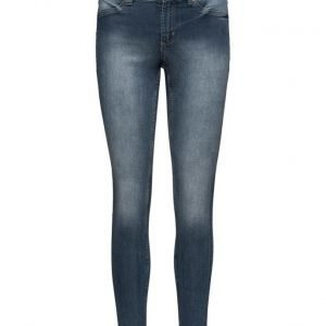 Cheap Monday Mid Spray Blue Smoke skinny farkut