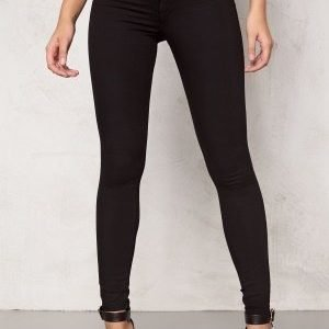 Cheap Monday Mid Spray Jeans Black