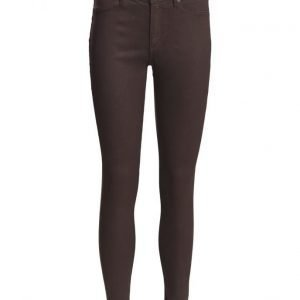 Cheap Monday Mid Spray Waxed Oxblood skinny farkut