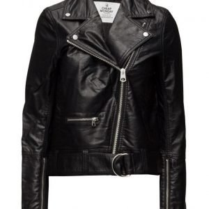 Cheap Monday Punch Biker Jacket nahkatakki