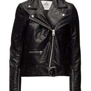 Cheap Monday Punch Biker Jacket nahkatakki