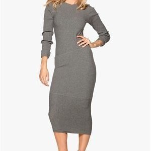 Cheap Monday Repeal Dress Dark Grey Melange