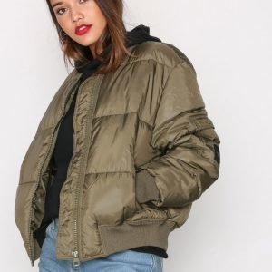 Cheap Monday Risky Bomber Untuvatakki Green