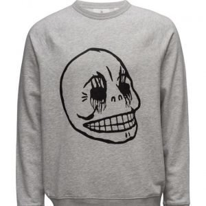 Cheap Monday Rules Sweat Corpse Skull svetari