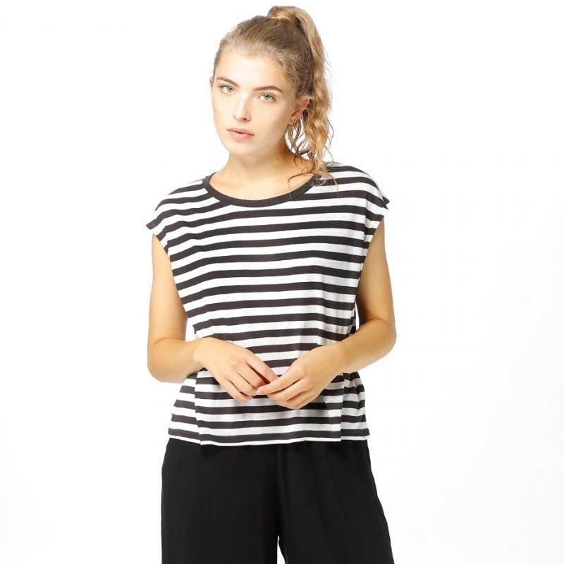 Cheap Monday Run Stripe -toppi