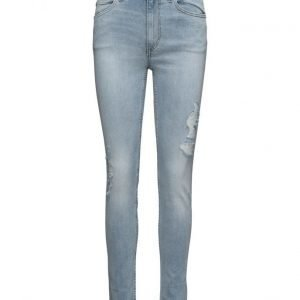 Cheap Monday Second Skin Brilliant Blue skinny farkut