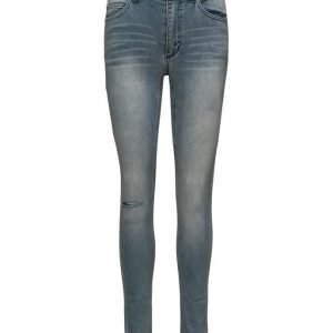 Cheap Monday Second Skin Offset Blue skinny farkut