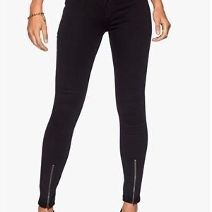 Cheap Monday Second Skin Savage Jeans Black
