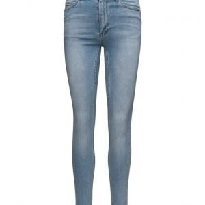 Cheap Monday Second Skin Stonewash Blue skinny farkut