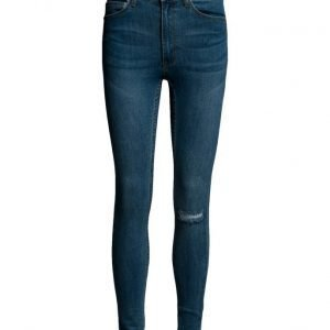 Cheap Monday Second Skin Surreal Blue skinny farkut