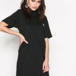 Cheap Monday Smash Dress Small Skater Mekko Black