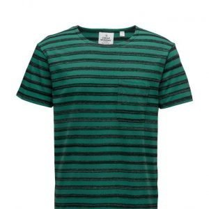 Cheap Monday Standard Pocket Tee Stripe lyhythihainen t-paita