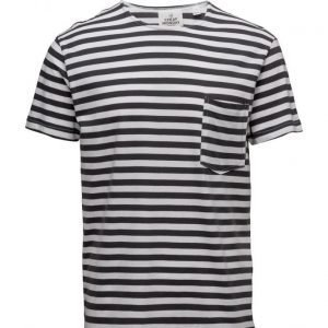 Cheap Monday Standard Prep Tee Narrow Stripe lyhythihainen t-paita