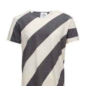 Cheap Monday Standard Stripe Tee Sun Stripe lyhythihainen t-paita