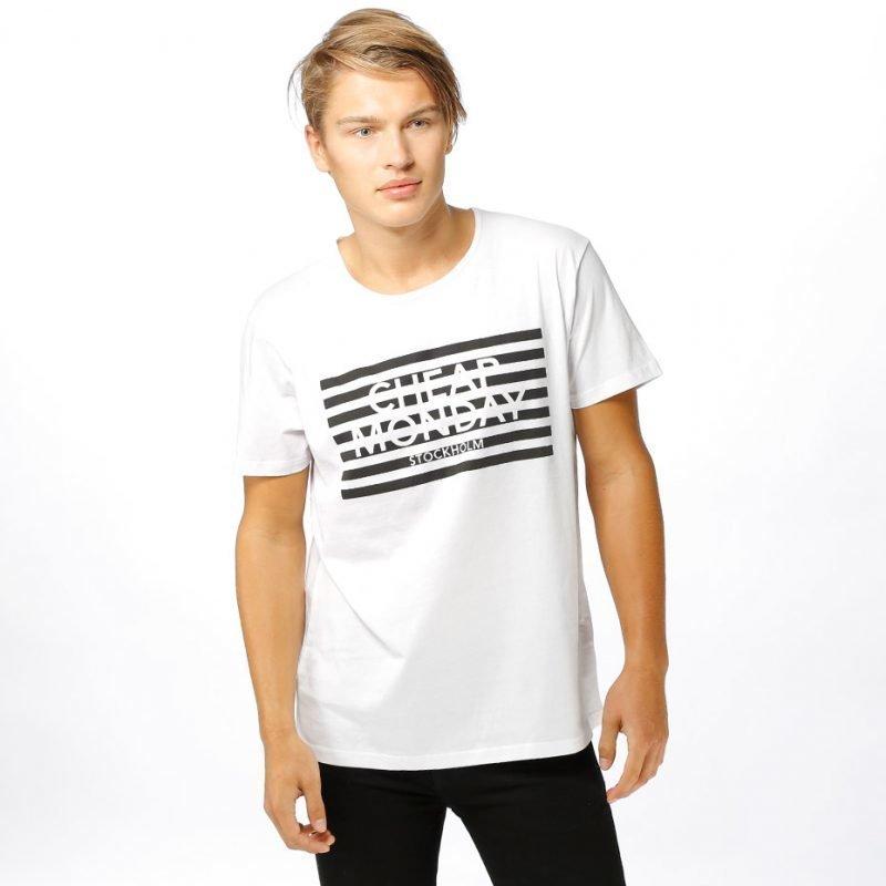 Cheap Monday Standard Striped -t-paita