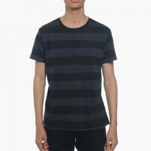 Cheap Monday Standard Tee Smudgy Stripe