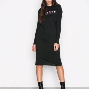 Cheap Monday Strict Long Dress Mekko Black