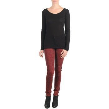 Cheap Monday TIGHT REMAKE RED slim farkut