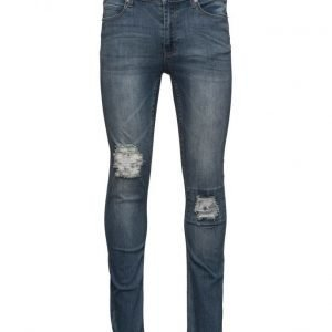 Cheap Monday Tight Carbon Blue slim farkut
