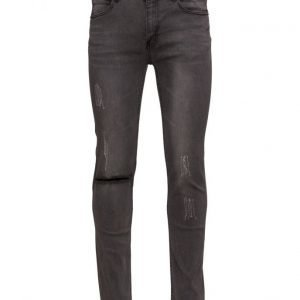 Cheap Monday Tight Meltdown Black slim farkut