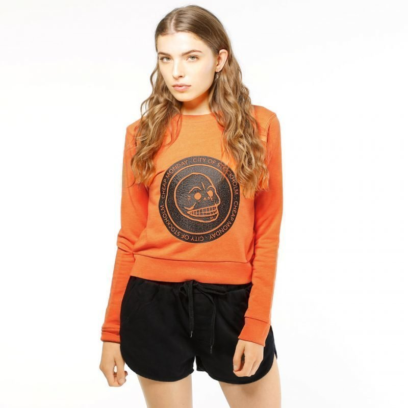 Cheap Monday Win Cracked Skull -college